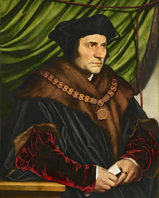 Retrato de Sir Thomas More