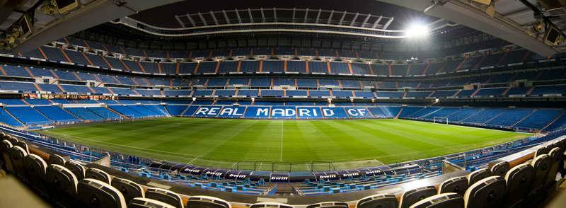 Madrid estadio Real Madrid