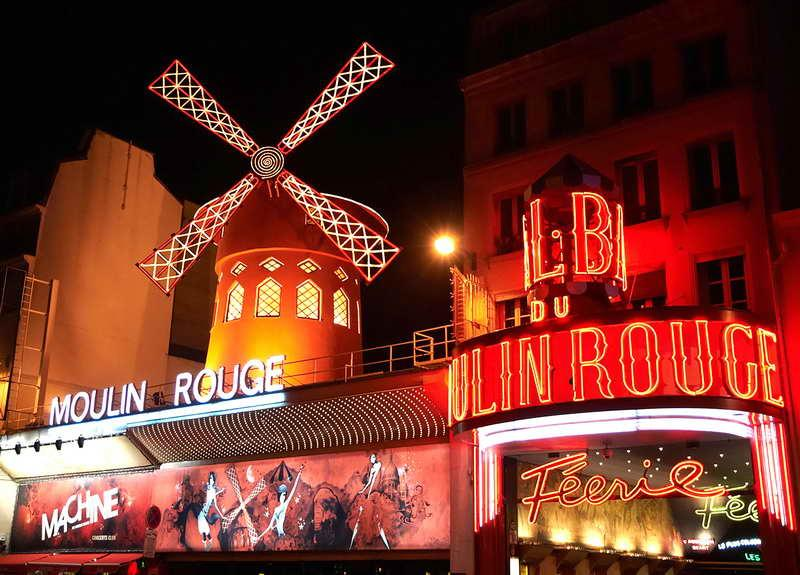 París Moulin Rouge