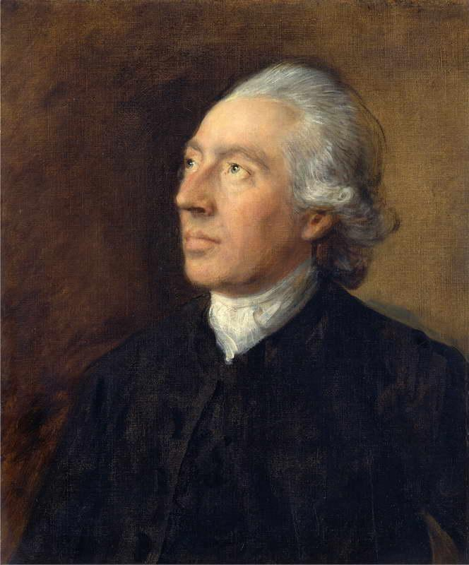 El Rev. Humphry Gainsborough