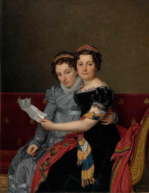 Las hermanas Bonaparte