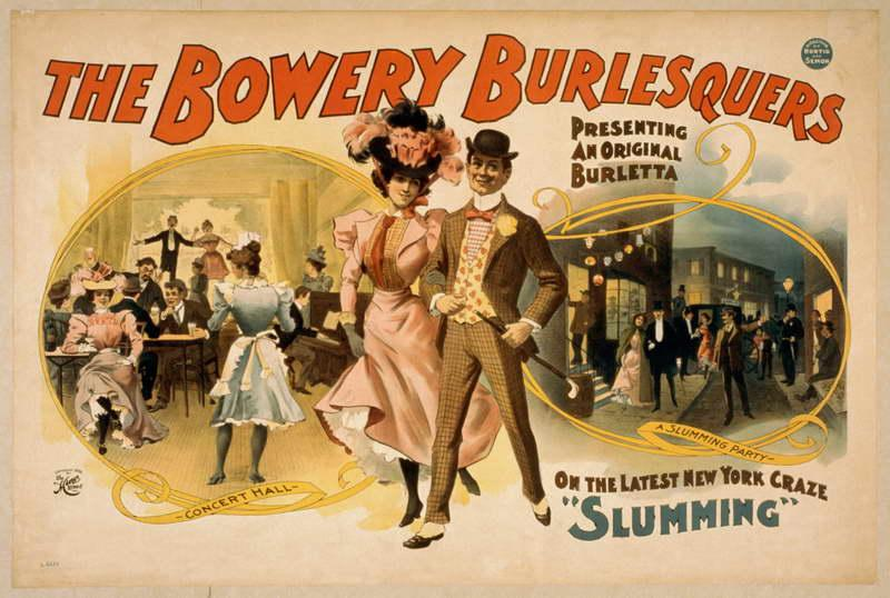 The Bowery Burlesquers