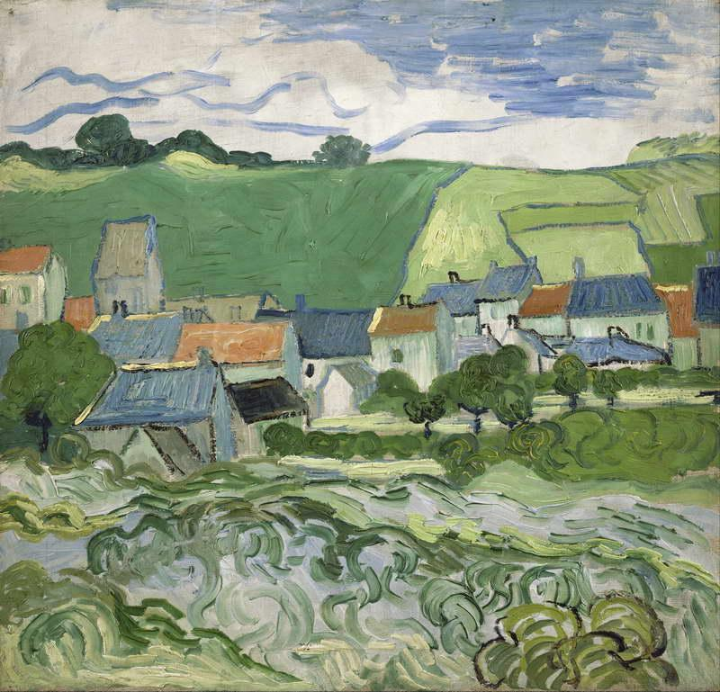 Vista de Auvers