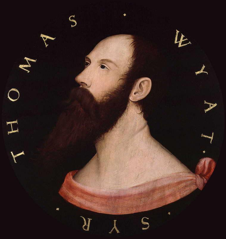 Retrato de Sir Thomas Wyatt