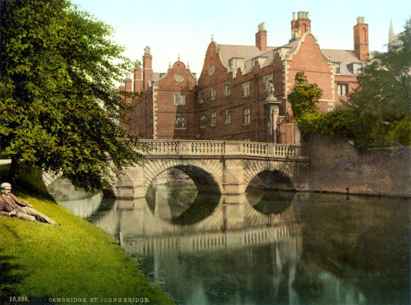Cambridge 1895