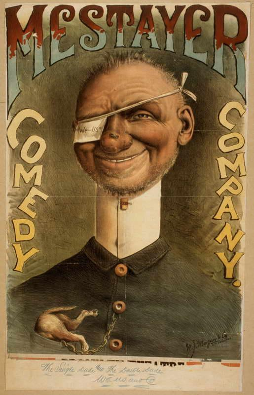 Mestayer, Comedy Company