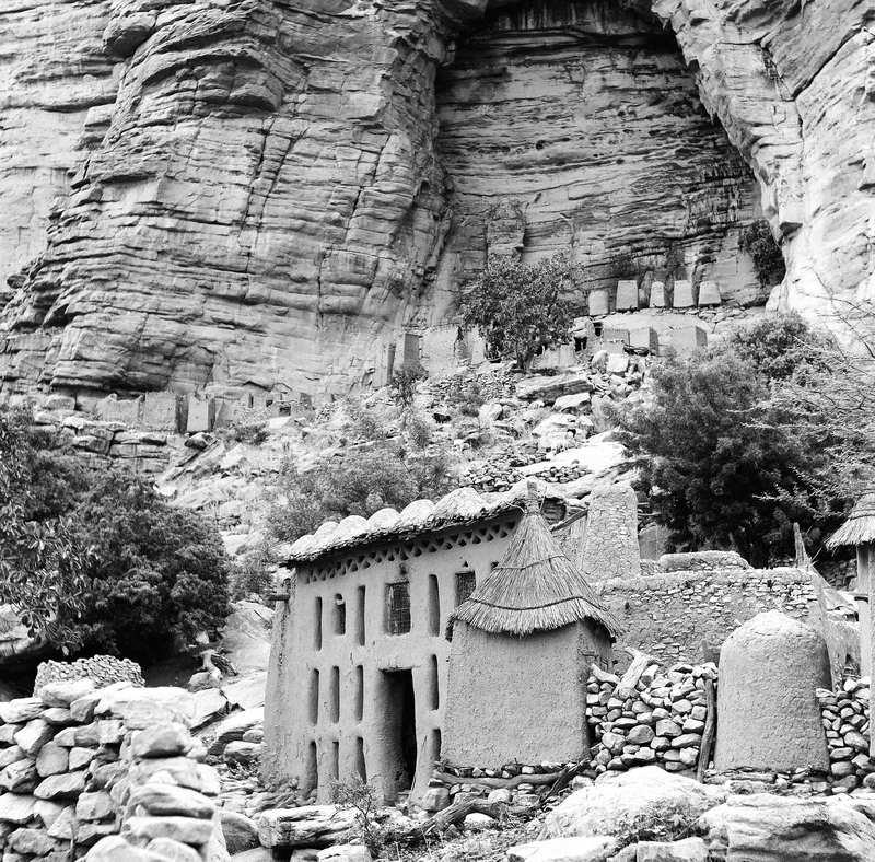 House of the Hogon of Ibi, Pays de Dogon, Mali, África