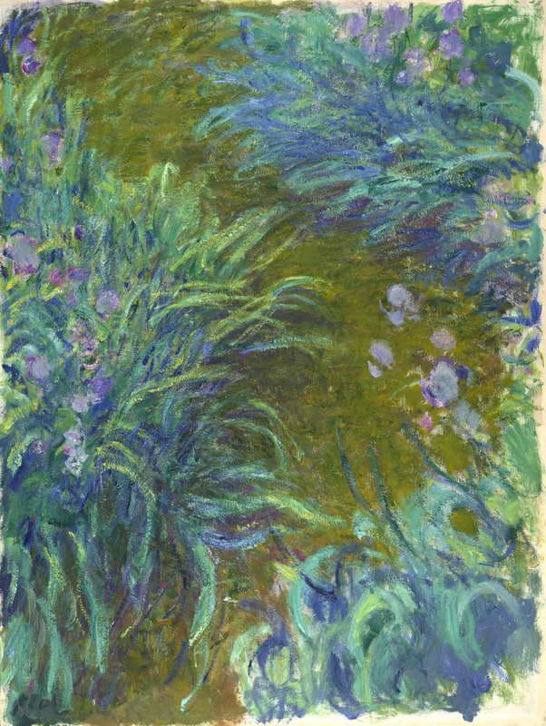 Path through the Irises 02, 1914-17