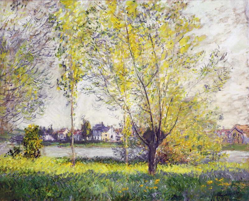 The Willows, 1880
