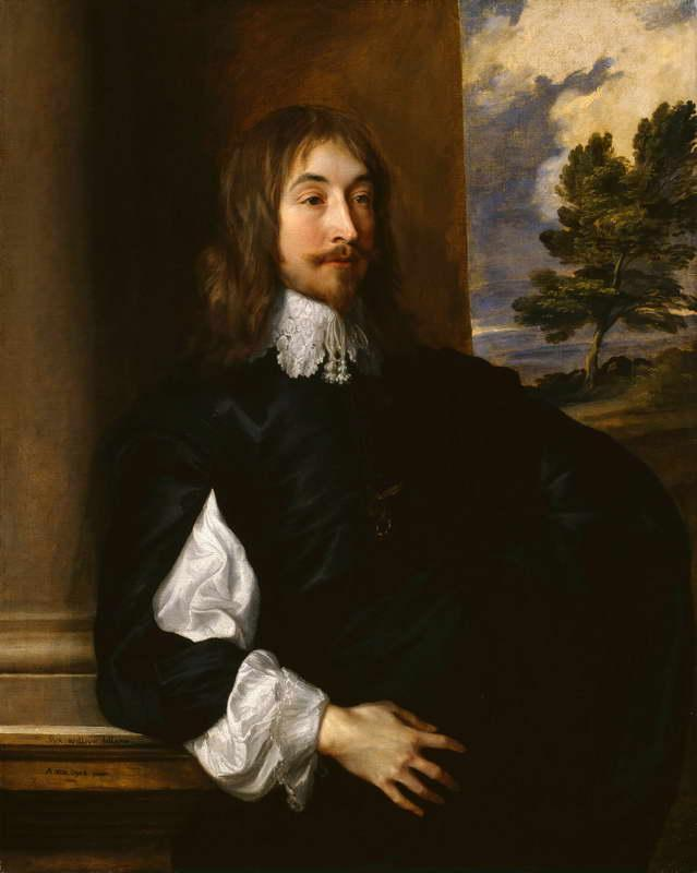 Retrato de Sir William Killigrew