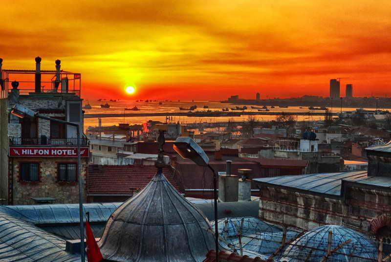 Estambul HDR