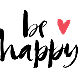Be happy (Sé feliz)