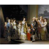 Obra de Arte  Charles IV of Spain and His Family