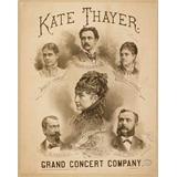 Grand Concierto, Kate Thayer