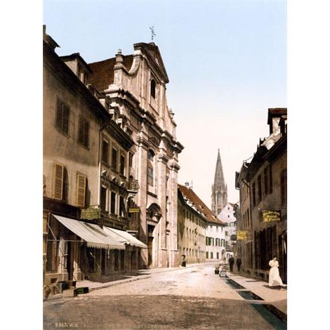 La Universidad, Freiburg 1895