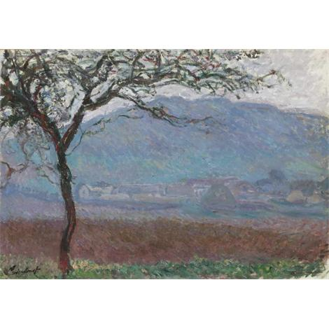 Landscape at Giverny, 1887