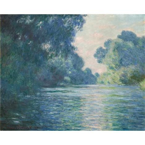 Morning on the Seine at Giverny, 1897