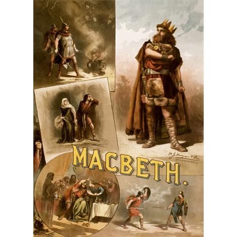 Thomas Keene en Macbeth