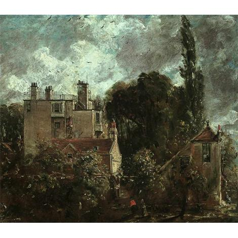 The Grove, o la casa del almirante en Hampstead