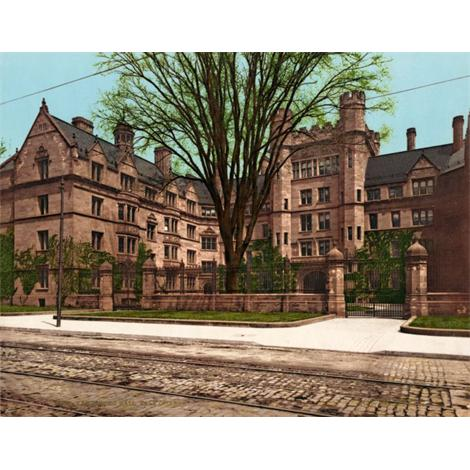 Yale, Connecticut 1901