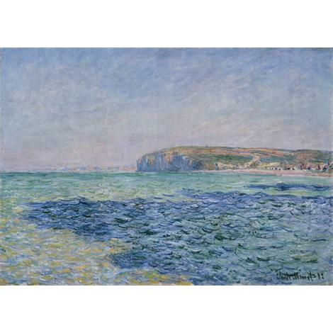 Shadows on the Sea at Pourville, 1882