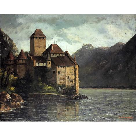 El castillo de Chillon