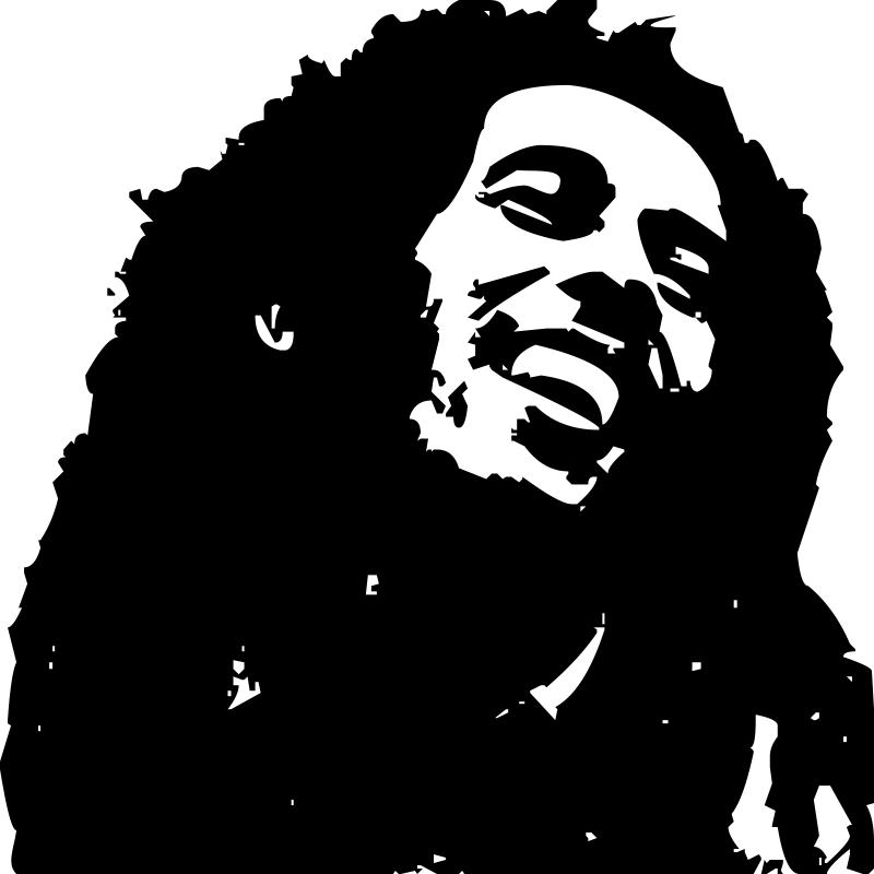 Homenajea al padre del 39 reggae 39 el jamaicano bob marley - Vinilo bob marley ...
