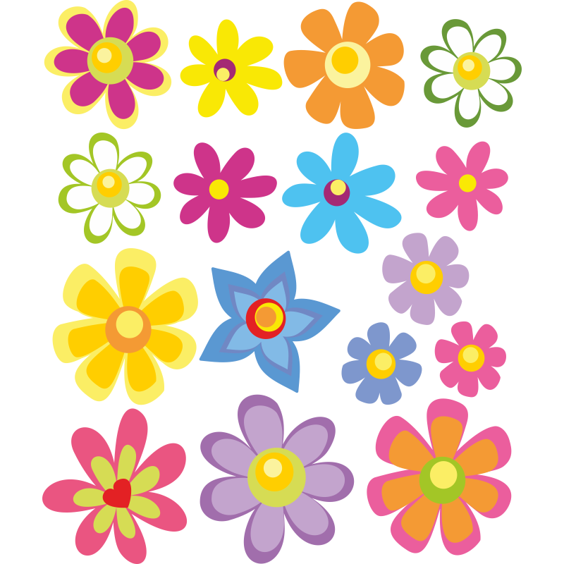 Este kit de vinilos decorativos te permitir hacer la Stickers decorativos para ceramica