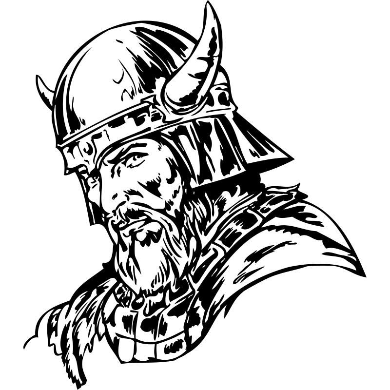 homenajea a los valientes guerreros vikingos con este