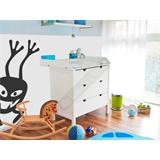 Vinilo decorativo infantil monstruito travieso